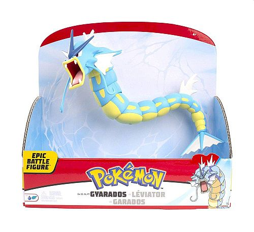 Pokémon: Battle Feature Action Figures - Gyarados - 30cm
