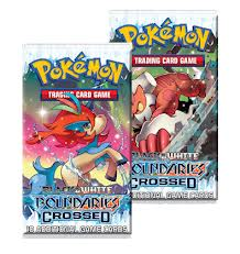 Pokemon Booster Pakke - Black & White: Boundaries Crossed Booster Pack *Sjælden*
