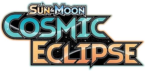 Pokemon Blister Pack - 1 Sun & Moon: Cosmic Eclipse Booster Pakke + Pokemon Mønt & Black Star Promo
