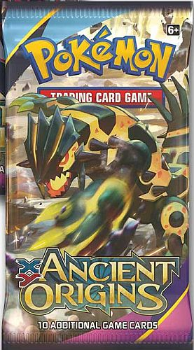 Pokemon Booster Pakke - XY: Ancient Origins Booster Pack
