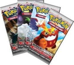 Pokemon Booster Pakke - Black & White: Emerging Powers Booster Pack *Sjælden*