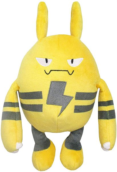 Pokemon - Elekid Plush/Bamse 11cm *Top Kvalitet*