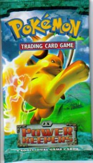 Pokemon Booster Pakke - EX Power Keepers Booster Pack *Sjælden*